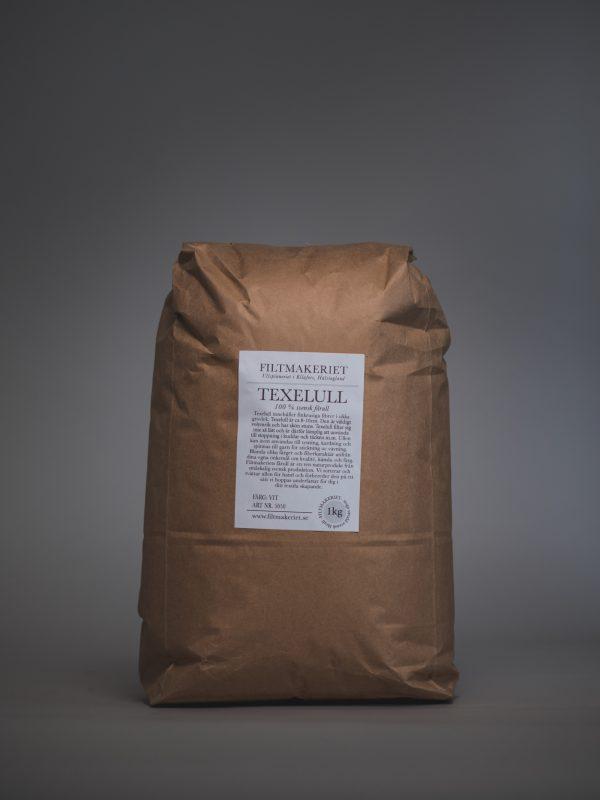 Filtmakeriets Texelull 100 % svensk fårull