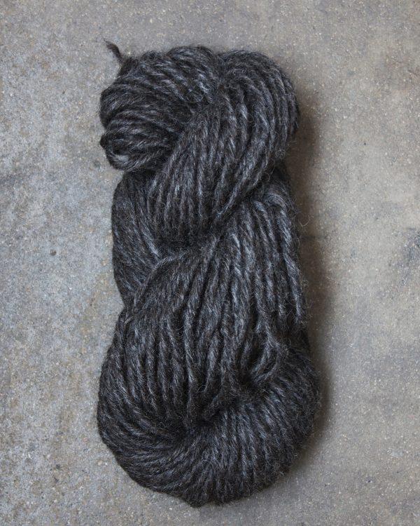 Filtmakeriets Lovikka Mörkgråbrun 100 % svensk fårull