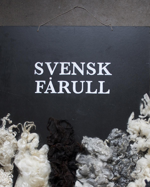 100 % svensk fårull i Filtamkeriets alla produkter. Ullspinneriet i Kilafors Hälsingland