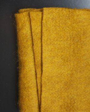 CLEO Gulmelerad nålfilt Filtmakeriet