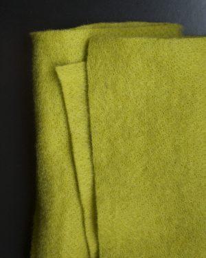 CLEO Lime nålfilt Filtmakeriet