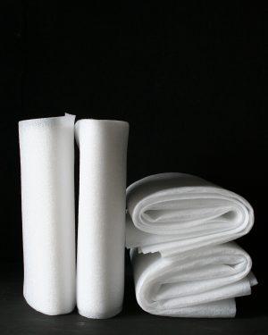 Mallplast för tovning av ihåliga former. Filtmakeriet