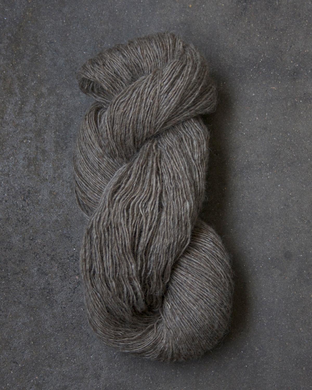 Filtmakeriets tweed Beige 1-trådigt 100 % svensk fårull