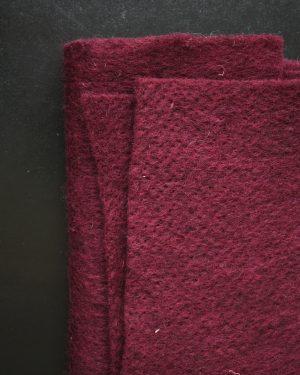 CLEO Lilamelerad nålfilt - Filtmakeriet