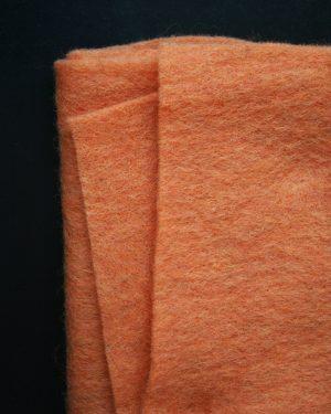 CLEO Ljus orange nålfilt - Filtmakeriet