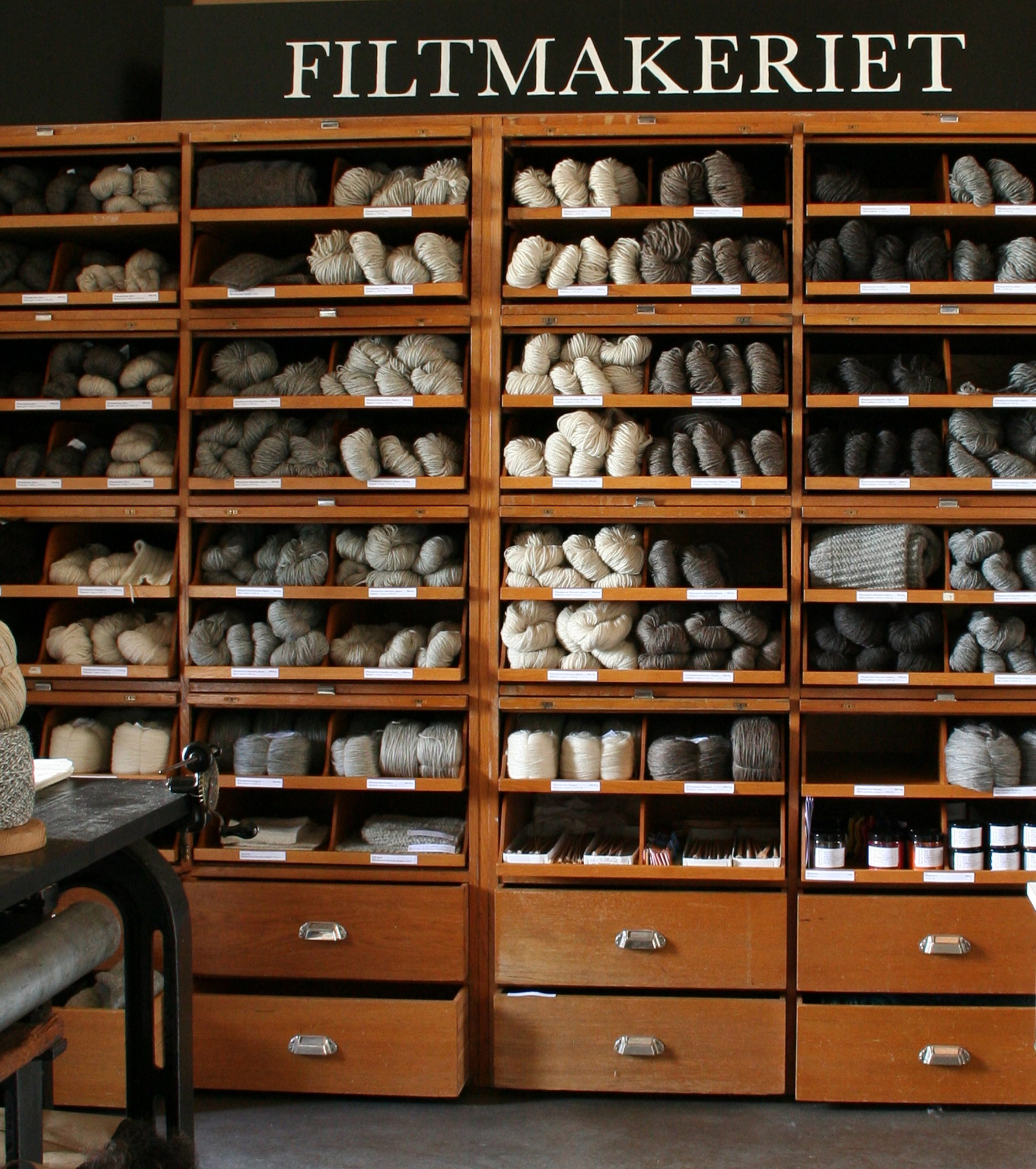 Filtmakeriet i Kilafors