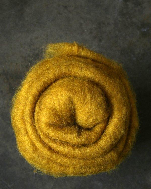 Gul bärnsten, filtmakeriets kardflor
